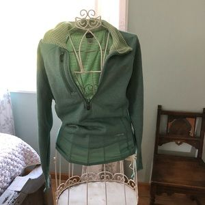 Jacket-fits more small